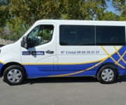 Nissan NV 400 - Wheelchair Accessible Vehicle - Toulouse  (31200)