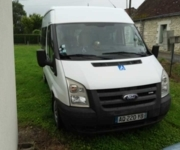 Ford Transit - Wheelchair Accessible Vehicle - Cussay  (37240)