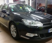 Citroen C5 - Adaptive driving system car - Senlis  (60300)