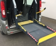 Renault Trafic - Wheelchair Accessible Vehicle - Léojac  (82230)