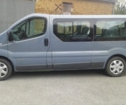 Renault Trafic - Wheelchair Accessible Vehicle - Moulins-le-Carbonnel  (72130)