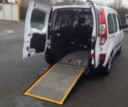 Renault Kangoo - Wheelchair Accessible Vehicle - Mouilleron-le-Captif  (85000)
