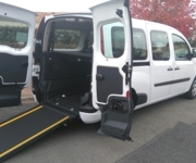 Renault KANGOO GRAND LIFE DCi 90 - Wheelchair Accessible Vehicle - Mouilleron-le-Captif  (85000)