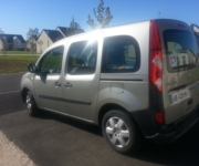 Renault Kangoo tpmr - Wheelchair Accessible Vehicle - Fondettes  (37230)