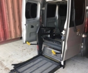 Renault Trafic - Wheelchair Accessible Vehicle - Saint-Marcel-lès-Valence  (26320)
