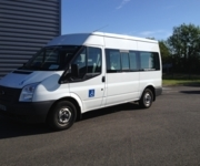 Ford Transit - Wheelchair Accessible Vehicle - Malicorne  (03600)