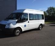 Ford Transit - Auto adattata per il trasporto - Malicorne  (03600)
