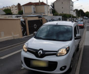 Renault TECH Kangoo 3 places - Wheelchair Accessible Vehicle - Paris  (75018)
