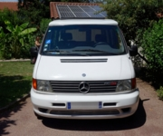 Mercedes Vito - Wheelchair Accessible Vehicle - Lyon-7E-Arrondissement  (69007)