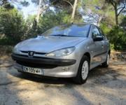 Peugeot 206 - Angepasstes Fahrzeug - Aix-en-Provence  (13100)