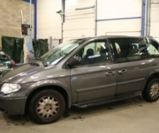 Chrysler VOYAGER - Wheelchair Accessible Vehicle - Paris  (75019)
