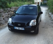 Kia Picanto - Adaptive driving system car - Saint-Martin-D'uriage  (38410)