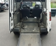 Renault Express - Wheelchair Accessible Vehicle - Châtillon  (92320)