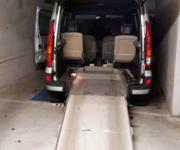 Renault Kangoo - Coche adaptado para el transporte - Draguignan  (83300)