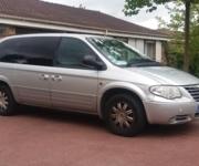 Chrysler Grand voyager - Coche adaptado para la conducción - Montigny-le-Bretonneux  (78180)