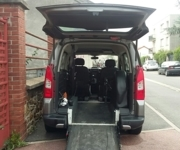 Peugeot Partner - Wheelchair Accessible Vehicle - Villejuif  (94800)