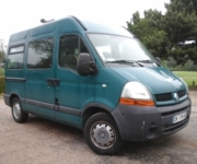 Renault MASTER - Wheelchair Accessible Vehicle - Arcachon  (33120)