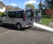 Renault TRAFIC 2 - Auto adattata per il trasporto - Dogneville  (88000)