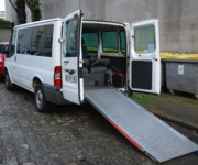 Ford Fourgon Ford Transit - Wheelchair Accessible Vehicle - Boulogne-Billancourt  (92100)