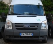 Ford Transit - Wheelchair Accessible Vehicle - Boulogne-Billancourt  (92100)