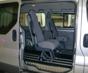 Opel Vivaro - Wheelchair Accessible Vehicle - Villejuif  (94800)
