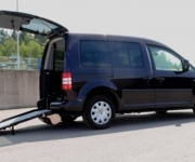 Volkswagen Caddy - Wheelchair Accessible Vehicle - Villejuif  (94800)