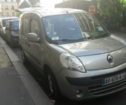 Renault Kangoo - Wheelchair Accessible Vehicle - Paris  (75016)