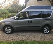 Opel Combo - Wheelchair Accessible Vehicle - Boissettes  (77350)