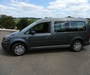 Volkswagen Caddy - Wheelchair Accessible Vehicle - Bergouey  (40250)