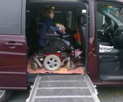 Mercedes Viano 2,0 - Auto adattata per il trasporto - Brain-sur-l'Authion  (49800)