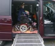 Mercedes Viano 2,0 - Wheelchair Accessible Vehicle - Brain-sur-l'Authion  (49800)