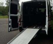 Renault MASTER - Wheelchair Accessible Vehicle - Distré  (49400)