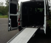 Renault MASTER - Wheelchair Accessible Vehicle - Boufféré  (85600)