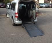 Volkswagen Caddy - Wheelchair Accessible Vehicle - Aix-en-Provence  (13290)
