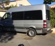 Mercedes Sprinter - Wheelchair Accessible Vehicle - Aix-en-Provence  (13290)