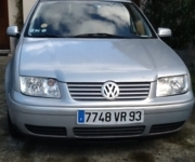 Volkswagen Bora break  - Coche adaptado para la conducción - Drancy  (93700)