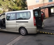 Fiat SCUDO - Wheelchair Accessible Vehicle - Ifs  (14123)