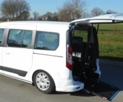 Ford Tourneo Connect - Wheelchair Accessible Vehicle - Avon  (77210)