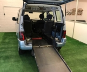Citroen Berlingo - Wheelchair Accessible Vehicle - Fontenay-aux-Roses  (92260)