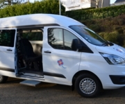 Ford Transit Kombi - Wheelchair Accessible Vehicle - Entrammes  (53260)