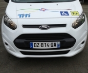 Ford Grand Tourneo Connect - Wheelchair Accessible Vehicle - Gond-Pontouvre  (16160)