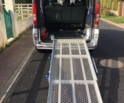 Renault L2H1 - Wheelchair Accessible Vehicle - Gonneville-la-Mallet  (76280)