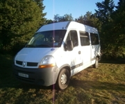Renault MASTER - Wheelchair Accessible Vehicle - Bayac  (24150)
