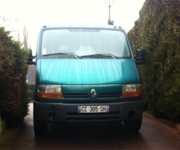 Renault MASTER - Wheelchair Accessible Vehicle - Saint-Agnant  (17620)