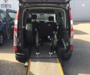 Renault TECH Kangoo tpmr - Coche adaptado para el transporte - La Crau  (83260)