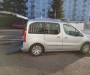 Citroen Berlingo - Coche adaptado para el transporte - Saint-Just-Malmont  (43240)