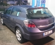 Opel Astra - Adaptive driving system car - Cagnes-sur-Mer  (06800)