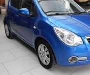 Opel Agila - Adaptive driving system car - Cagnes-sur-Mer  (06800)