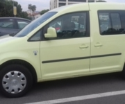 Volkswagen Caddy - Wheelchair Accessible Vehicle - Cagnes-sur-Mer  (06800)