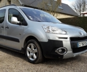 Peugeot Partner - Wheelchair Accessible Vehicle - Vendes  (14250)